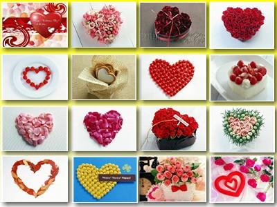 Скриншот № 1 обоев на тему: Любовь, Любимым, День Св. Валентина.