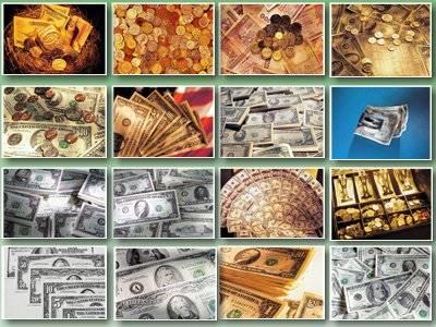 Скачать обои доллары и обои валюта